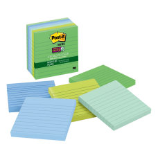 Post it Super Sticky Notes Recycled
