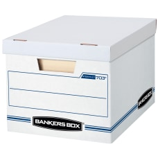 Bankers Box StorFile Storage Boxes Basic