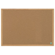 MasterVision Earth Cork Board 24 x