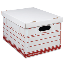Office Depot Brand Storage Boxes LetterLegal