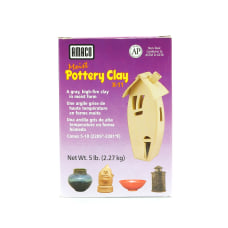 Amaco Moist Pottery Clay 5 Lb