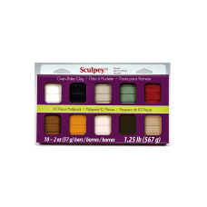 Sculpey III Multipacks Clay 2 Oz