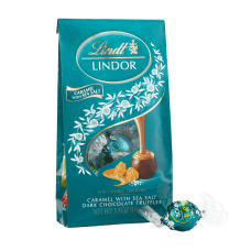 Lindor Chocolate Truffles Dark Chocolate With