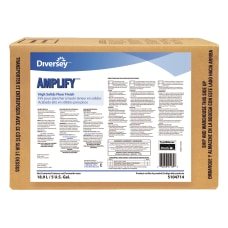 Diversey Amplify High Solids Floor Finish