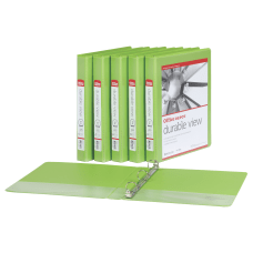 Office Depot Round Ring Binders 8