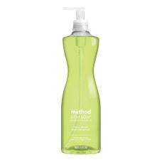 Method Dishwashing Soap Pump Bottle Lime