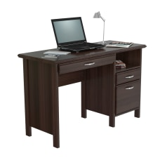 Inval Contemporary 47 W Computer Desk