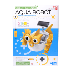 4M Green Science Aqua Robot Solar