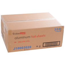 Daxwell Aluminum Foil Sheets 12 W