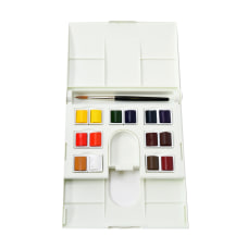 Winsor Newton Artists Watercolor Compact Set