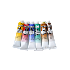 Winsor Newton Winton Oil Color Intro