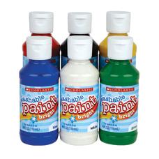 Scholastic Washable Tempera Paints Assortment 4