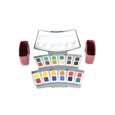 Pelikan Transparent Watercolors Pack Of 24