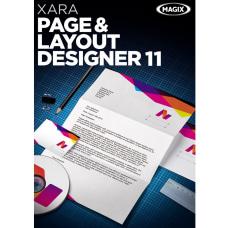 Xara Page Layout Designer 11