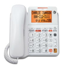 AT T CL4940 Corded Answering System