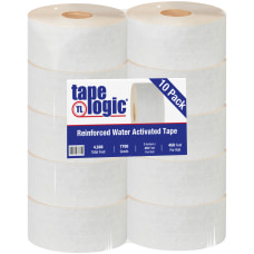 Tape Logic Reinforced Water Activated Packing