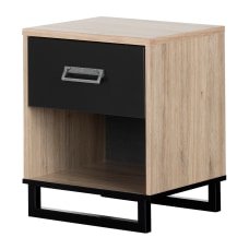 South Shore Induzy 1 Drawer Nightstand