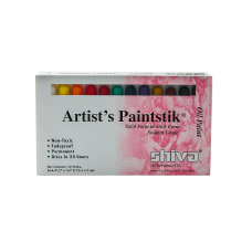 Shiva Artists Paintstik Oil Color Set