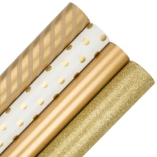 JAM Paper Wrapping Paper 25 Sq