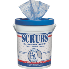 SCRUBS Hand Cleaner Towels