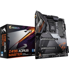 Aorus Ultra Durable Z490 AORUS MASTER