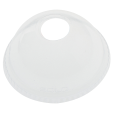 Dart Ultra Clear Dome Cold Cup