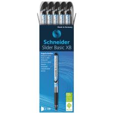 Schneider Slider XB Viscoglide Ballpoint Pens