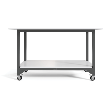 VARIDESK QuickPro Standing Conference Table White