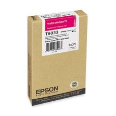 Epson T6033 220 ml vivid magenta