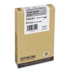 Epson T6037 220 ml light black