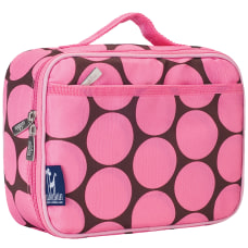 Wildkin Polyester Lunch Box Big Dot