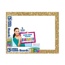 Artskills Glitter Framed Poster Boards 11