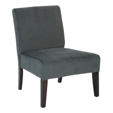 Ave Six Laguna Chair GraphiteDark Espresso