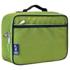 Wildkin Polyester Lunch Box Parrot Green