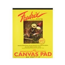 Fredrix Canvas Pad 16 x 20