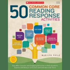 Scholastic Teacher Resources 50 Common Core