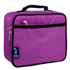 Wildkin Polyester Lunch Box Orchid
