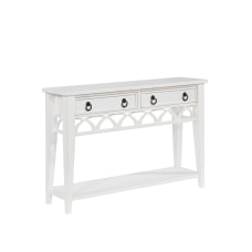 Powell Camargo 2 Drawer Console Table