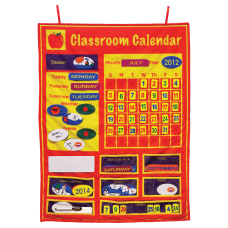 Get Ready Kids Classroom Calendar Set