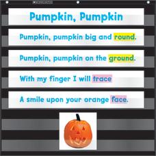 Scholastic Teacher Resources Mini Pocket Chart