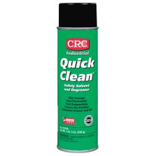 CRC Quick Clean Aerosol Safety SolventDegreaser