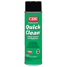 CRC Quick Clean Safety SolventDegreaser 20