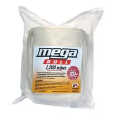 2XL Mega Roll Wipes Refill Wipe