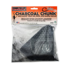 Generals Charcoal Drawing Chunk Black