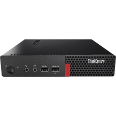 Lenovo ThinkCentre M910q Tiny Desktop PC
