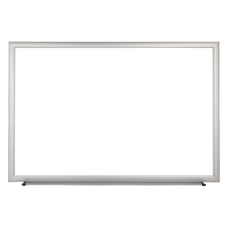 FORAY Magnetic Dry Erase Whiteboard 48