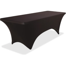 Iceberg Stretch Fabric Table Cover 96