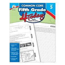Carson Dellosa Common Core 4 Today