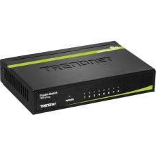 TRENDnet 8 Port Gigabit GREENnet Switch