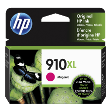 HP 910XL High Yield Original Ink